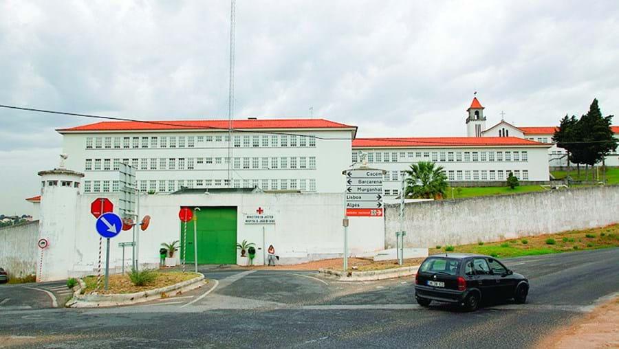 Hospital-prisão de Caxias