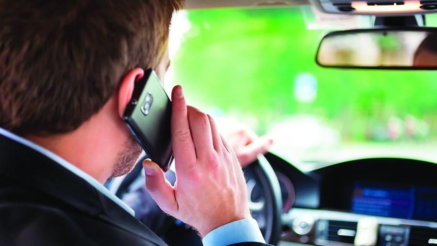 Condução ao telemóvel