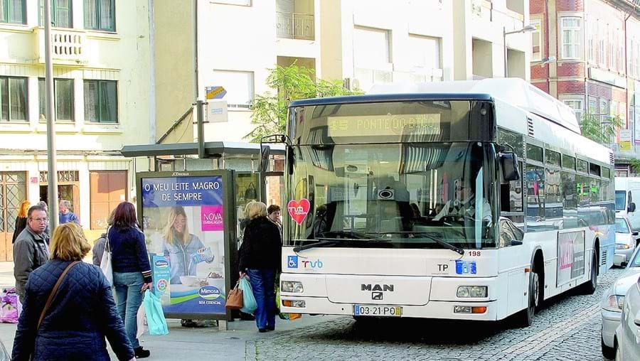 Renovação de frota dos autocarros dos Transportes Urbanos de Braga