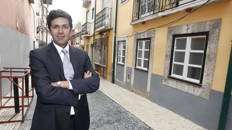 Sérgio Cintra, administrador da Santa Casa da Misericórdia de Lisboa responsável pela ação social