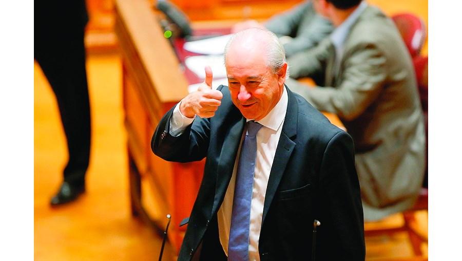 Rui Rio de volta ao Parlamento