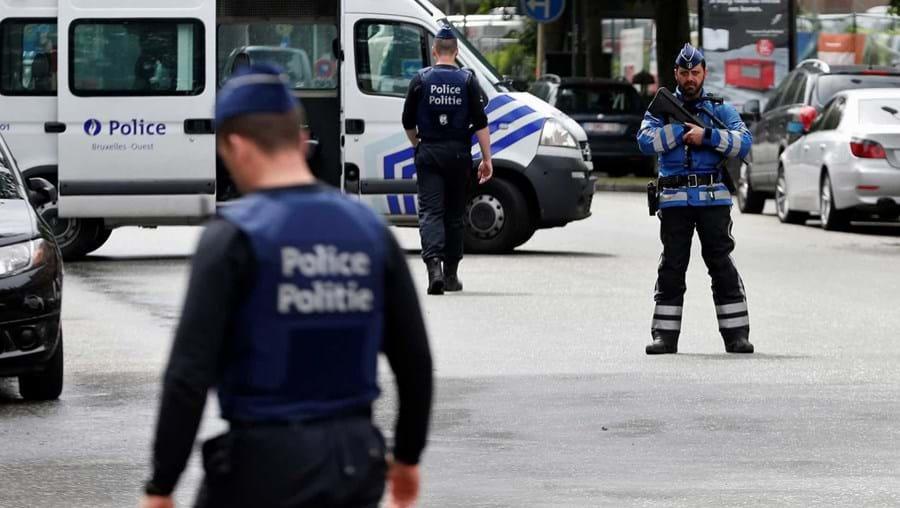 Polícia belga