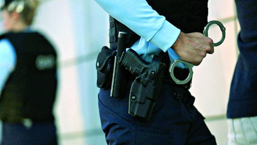 GNR deteve suspeito em flagrante delito