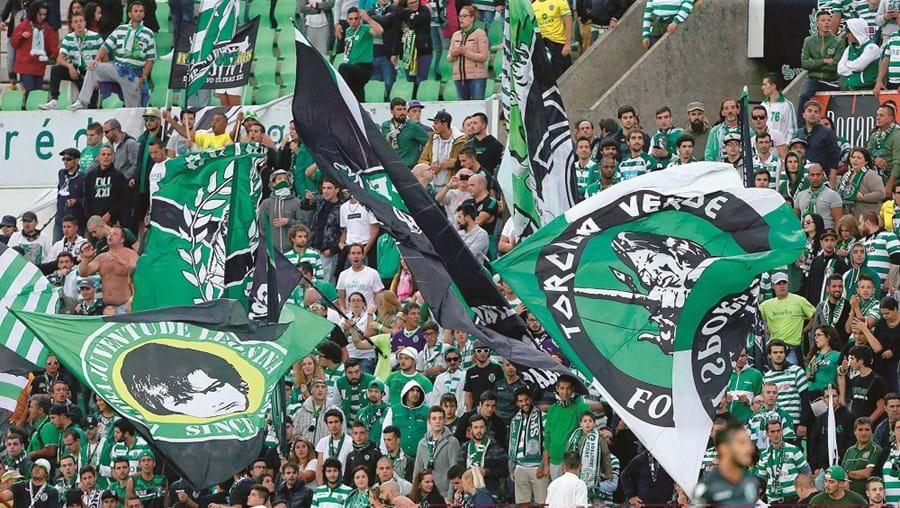 Juve Leo e Directivo Ultras XXI perderam recentemente o apoio da direção do Sporting