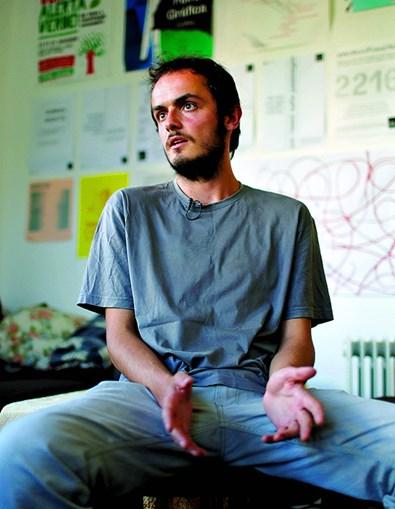 Ativista Miguel Duarte
