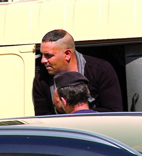 Fábio Monteiro é um dos três arguidos que estão em prisão preventiva