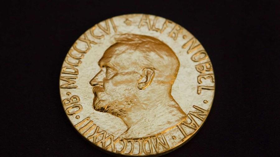 Os prémios Nobel