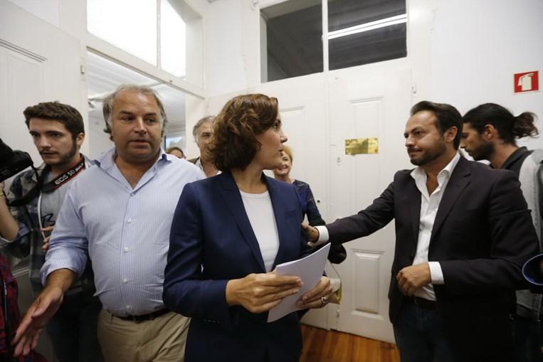 Noite de eleições ficou marcada pela saída de Cristas da liderança do CDS