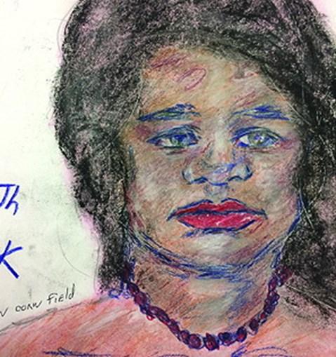 Homicida desenhou vítimas