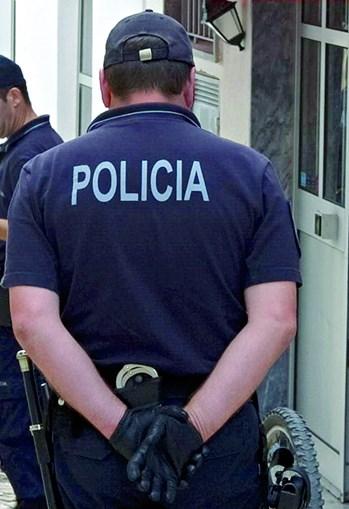 PSP apanhou os suspeitos