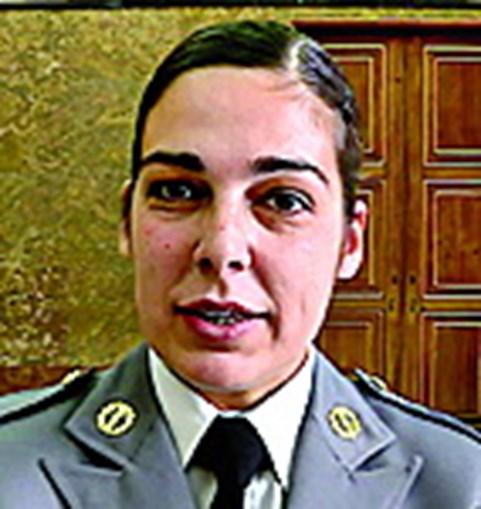 Tenente médica Diana Vila Chã