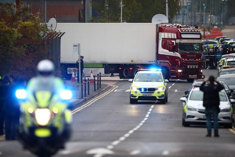 Caso do camião no Reino Unido chocou o mundo. Foram encontrados 39 migrantes mortos