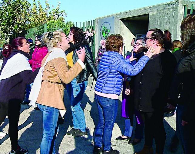 Confusão junto à EB 2,3 de Valença, onde dois professores e dois auxiliares foram agredidos na quinta-feira