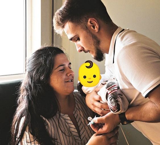 Marlene e David continuam a acreditar num milagre para o filho, Rodrigo