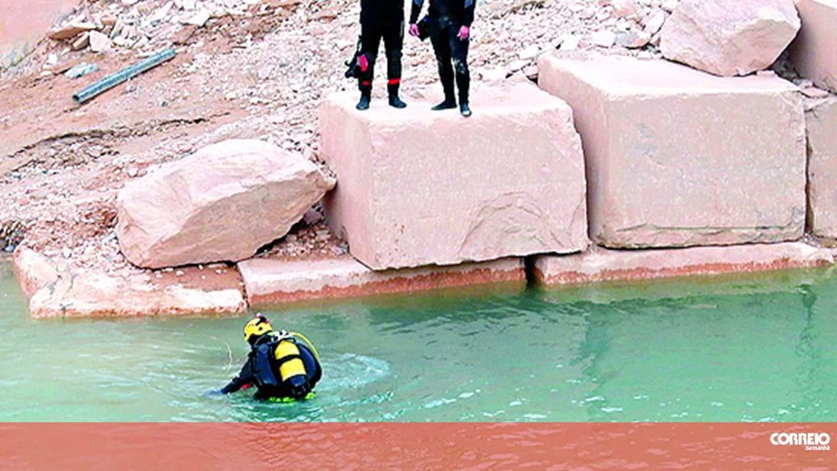 Homem desaparecido após cair em pedreira em Vila Viçosa - Correio da Manhã