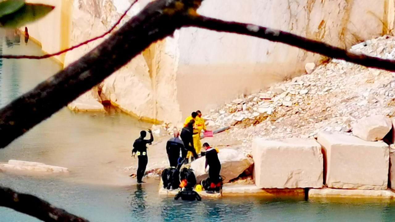 Encontrado corpo do homem que caiu na pedreira em Vila Viçosa - CMTV