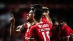Benfica reforça liderança na I Liga ao derrotar Rio Ave por duas bolas a zero