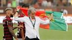 Jorge Jesus é o primeiro treinador português campeão num país da América do Sul