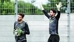 Maximiano agarra titularidade no Sporting