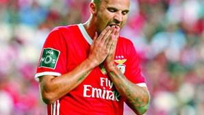 Seferovic promete marcar 30 golos pelo Benfica