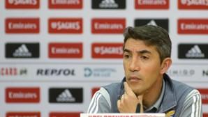 Contrato de Bruno Lage com o Benfica perto da renovação
