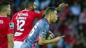 Benfica dá a volta ao jogo frente ao Santa Clara e conquista mais três pontos no campeonato da I Liga