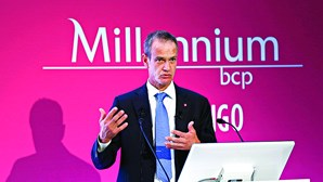 """Presidente executivo do BCP alerta para fim das moratórias """"antes do tempo"""" devido à Covid-19"""