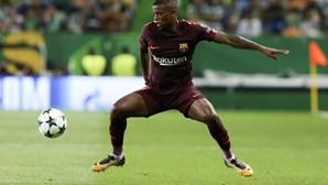 Lesão muscular afasta Nelson Semedo da seleção