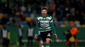 Sporting volta às vitórias frente ao Belenenses SAD com dois golos de Vietto
