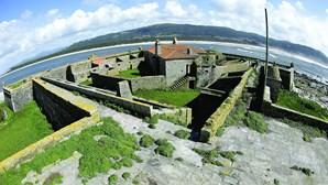 Forte da Ínsua renasce como novo hotel de luxo em Caminha