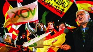 Vitória socialista em Espanha mantém bloqueio político e extrema-direita sobe a terceira força política