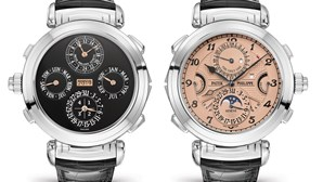 Relógio Patek Philippe leiloado por recorde de 31 milhões de euros