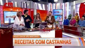 Chef Fábio ensina várias receitas de castanhas no Manhã CM