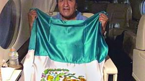 México dá asilo a ex-presidente da Bolívia Evo Morales