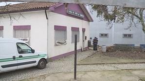 Cofre de 500 quilos com seis mil euros roubado de Casa do Povo em Paredes