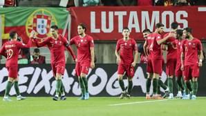 Portugal está a uma vitória de se apurar para o Euro 2020