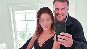 """""""É a minha namorada"""": Milionário das orgias engravida menor"""