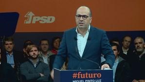 Paulo Cunha, Pinto Luz e Miguel Morgado criticam apelo de Rio para suspender calendário interno no PSD