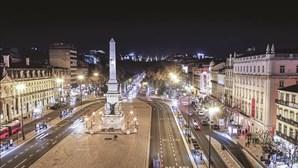 Campanha apela à circulação a 30 quilómetros por hora para evitar acidentes em Lisboa