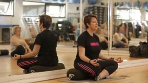 Trocaram o stress por uma vida zen