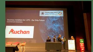 Auchan Retail Portugal quer limitar aquecimento global a 1.5º até 2030