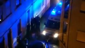 Dois homens agredidos em rixa na noite do Porto