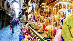 Mercados de Natal espalhados pela Europa