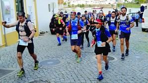 Atletas correm 300 quilómetros na serra algarvia em 72 horas
