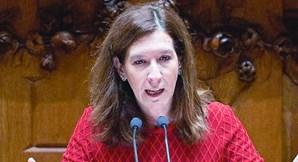 Cecília Meireles falou pelo CDS