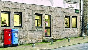 Sede da Lusorecursos fica em instalações da Junta de Freguesia de Montalegre