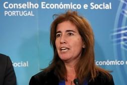 Ministra do trabalho, Ana Mendes Godinho