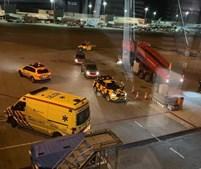 Suspeita de sequestro em avião espanhol no aeroporto de Amesterdão