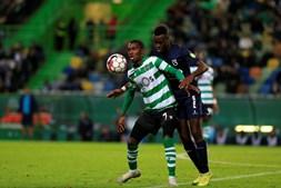 Sporting CP 0 - 0 Belenenses SAD