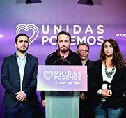 Iglesias insiste numa coligação